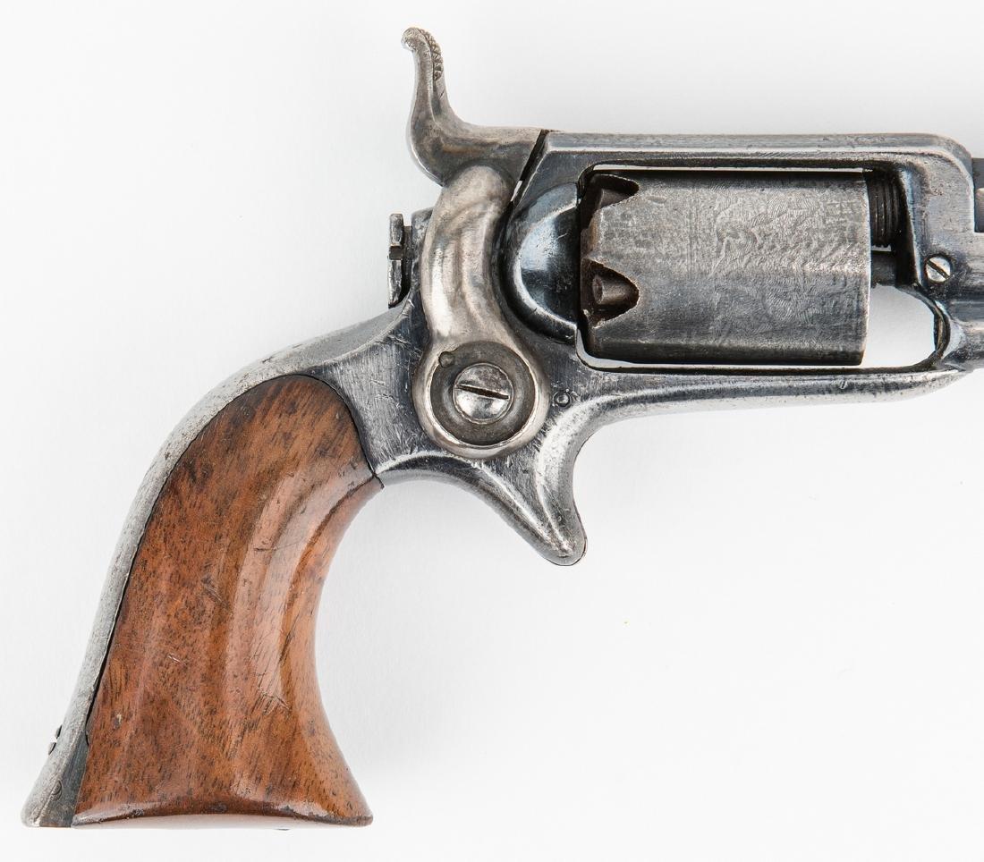 "Colt Model 1855 ""Root"" Sidehammer Pocket Percussion - 3"