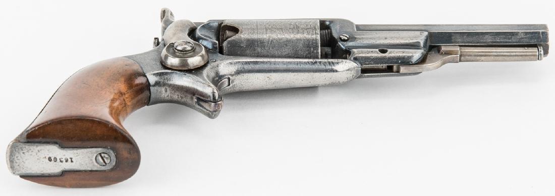 "Colt Model 1855 ""Root"" Sidehammer Pocket Percussion - 5"