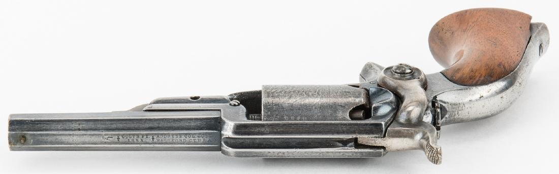 "Colt Model 1855 ""Root"" Sidehammer Pocket Percussion - 6"