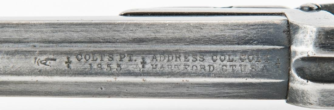 "Colt Model 1855 ""Root"" Sidehammer Pocket Percussion - 7"