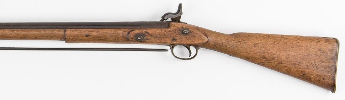 Barnett London Percussion Musket-Rifle, Enfield - 10