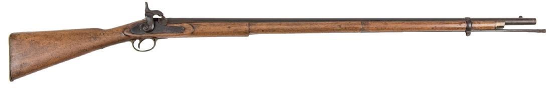 Barnett London Percussion Musket-Rifle, Enfield