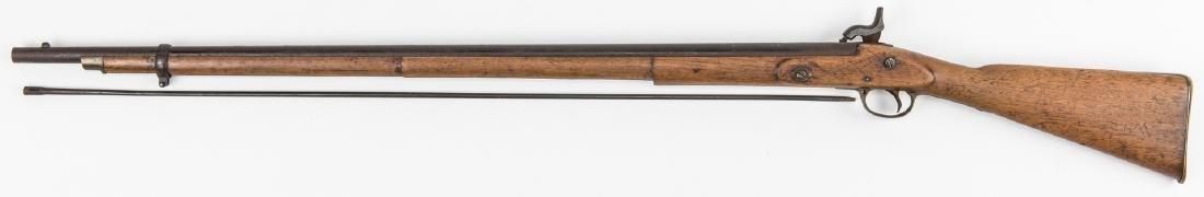 Barnett London Percussion Musket-Rifle, Enfield - 2