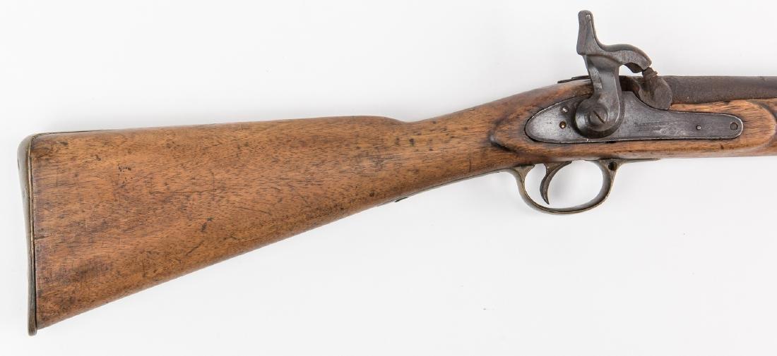 Barnett London Percussion Musket-Rifle, Enfield - 3