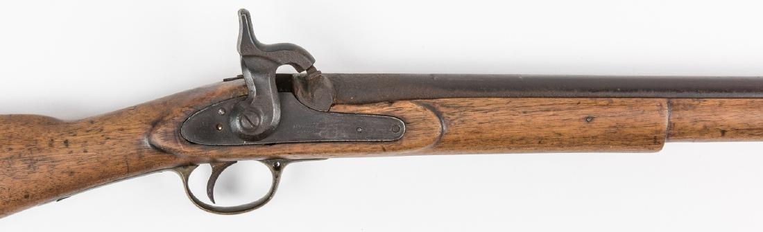 Barnett London Percussion Musket-Rifle, Enfield - 4