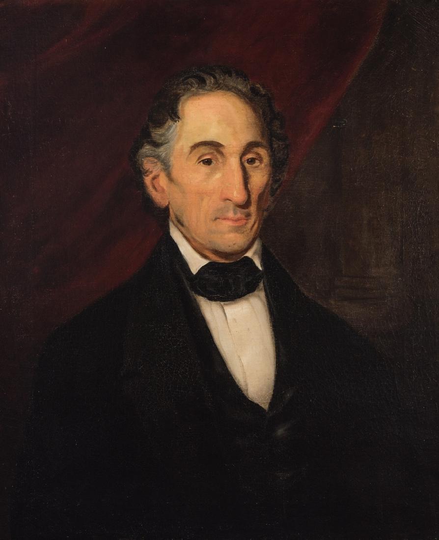 Portrait of a gentleman, poss. Gen. Thomas Gilchrist