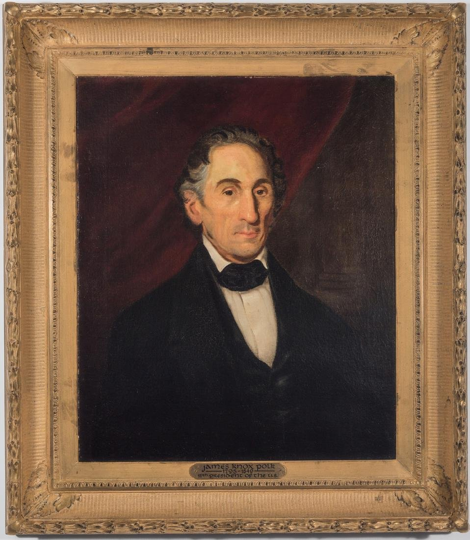 Portrait of a gentleman, poss. Gen. Thomas Gilchrist - 2
