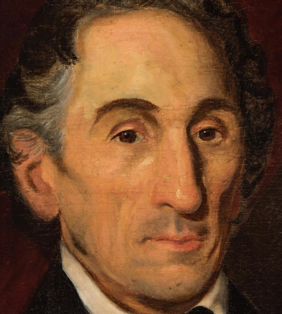 Portrait of a gentleman, poss. Gen. Thomas Gilchrist - 4
