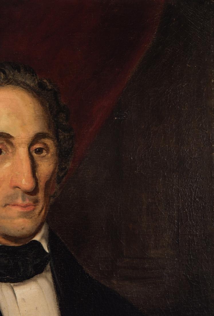 Portrait of a gentleman, poss. Gen. Thomas Gilchrist - 6