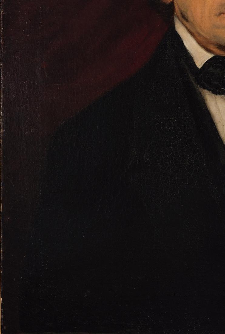 Portrait of a gentleman, poss. Gen. Thomas Gilchrist - 7