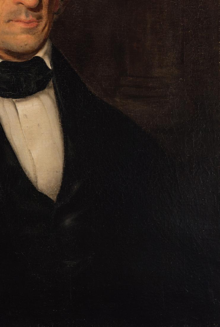Portrait of a gentleman, poss. Gen. Thomas Gilchrist - 8