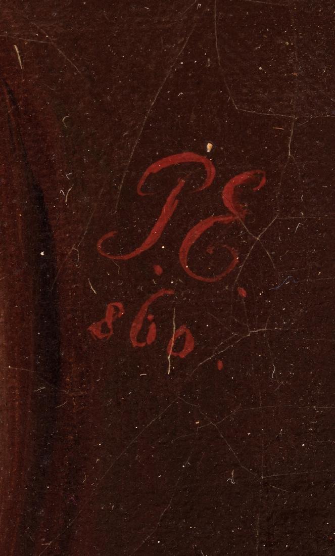 19th C. German Portrait of a Composer - 10