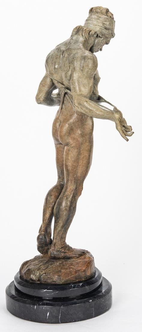 Richard MacDonald Bronze Sculpture, Nureyev - 7