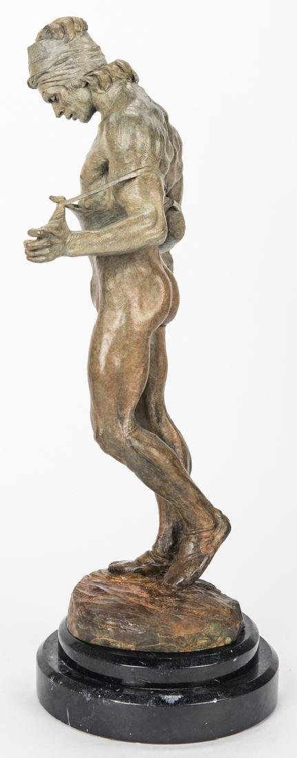 Richard MacDonald Bronze Sculpture, Nureyev - 8