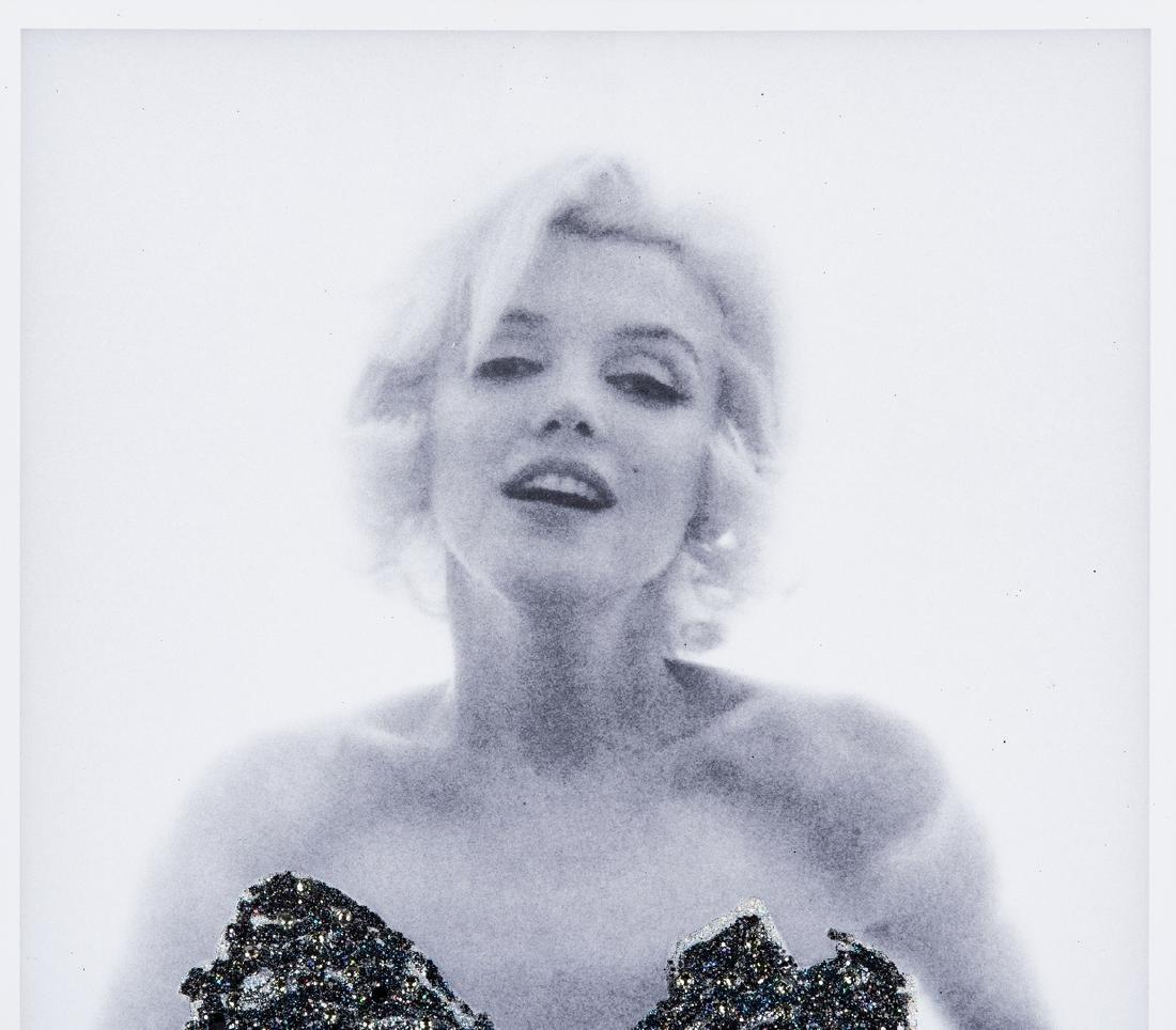 Bert Stern Photograph, Marilyn Monroe Jewelled Roses, - 3