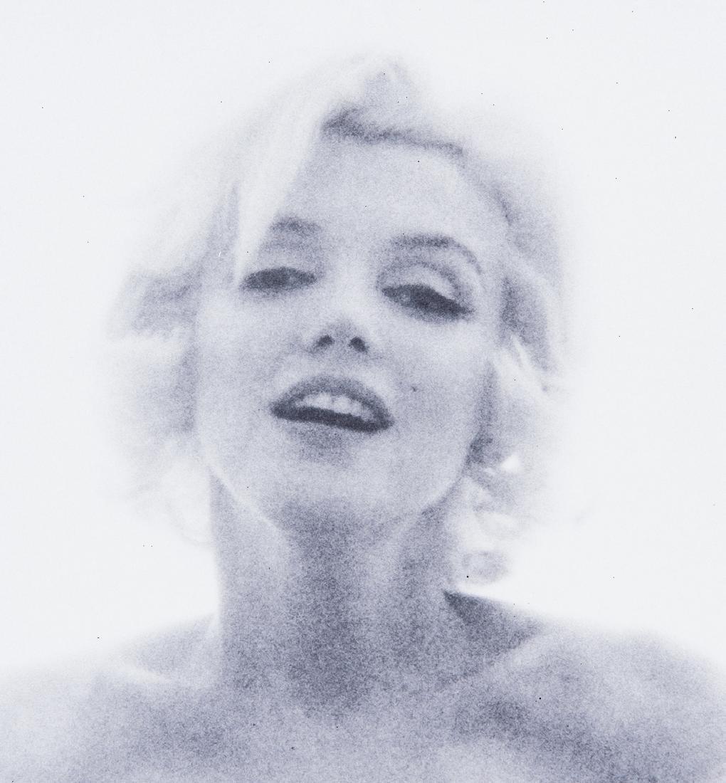 Bert Stern Photograph, Marilyn Monroe Jewelled Roses, - 6