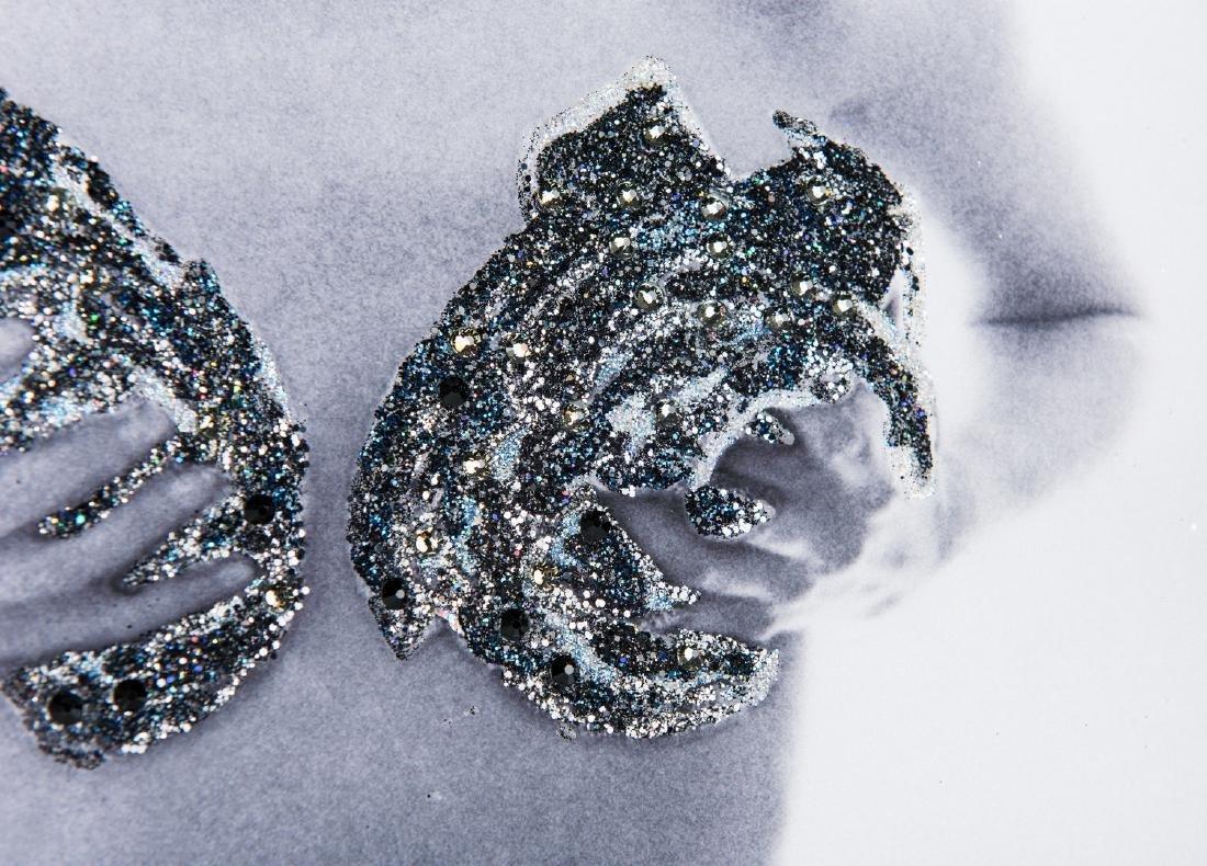 Bert Stern Photograph, Marilyn Monroe Jewelled Roses, - 7