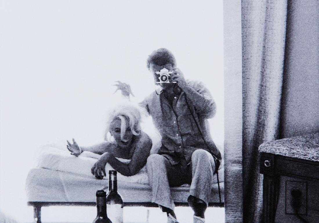 Bert Stern & Marilyn Monroe Self Portrait, Last Sitting - 2