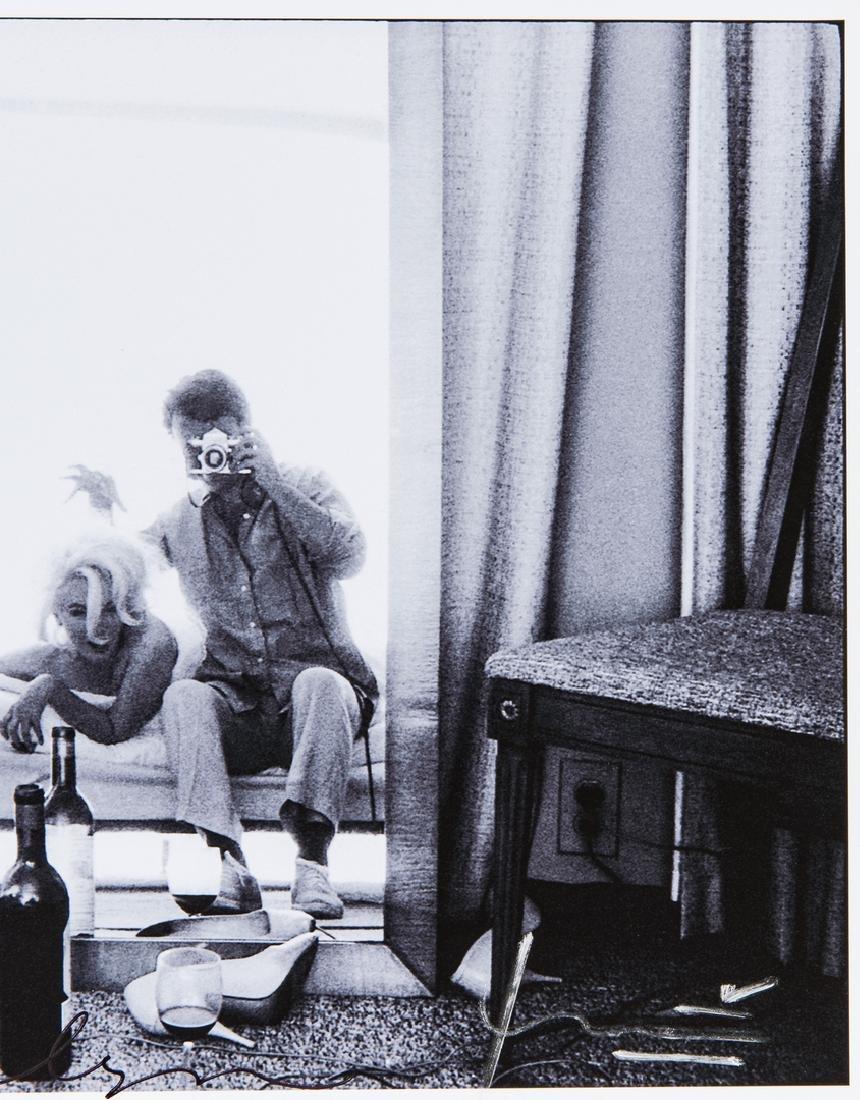 Bert Stern & Marilyn Monroe Self Portrait, Last Sitting - 4