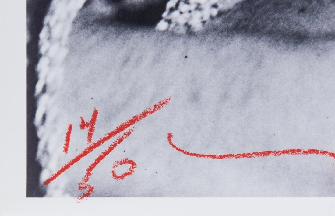 Bert Stern Marilyn Monroe Last Sitting Photograph, Kiss - 5
