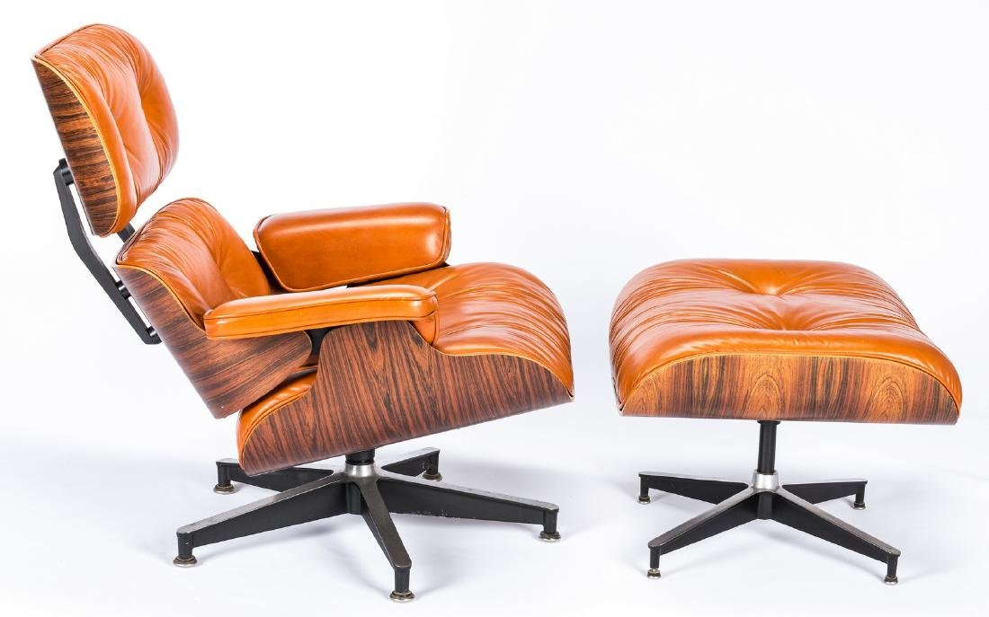 Eames Lounge Chair & Ottoman by Herman Miller - 5