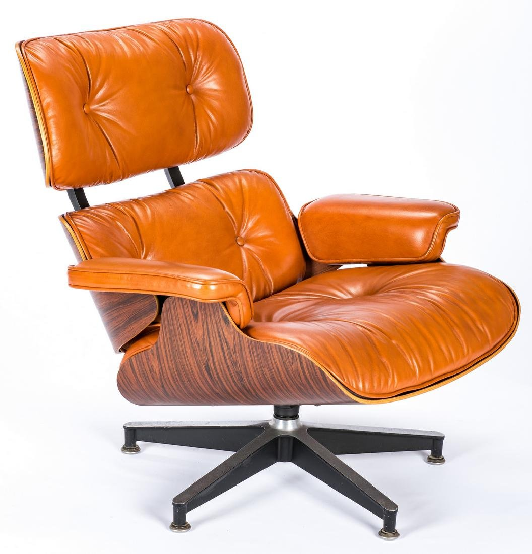 Eames Lounge Chair & Ottoman by Herman Miller - 6