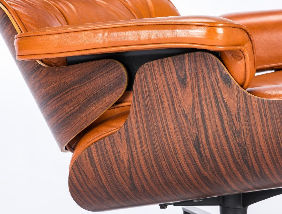 Eames Lounge Chair & Ottoman by Herman Miller - 9