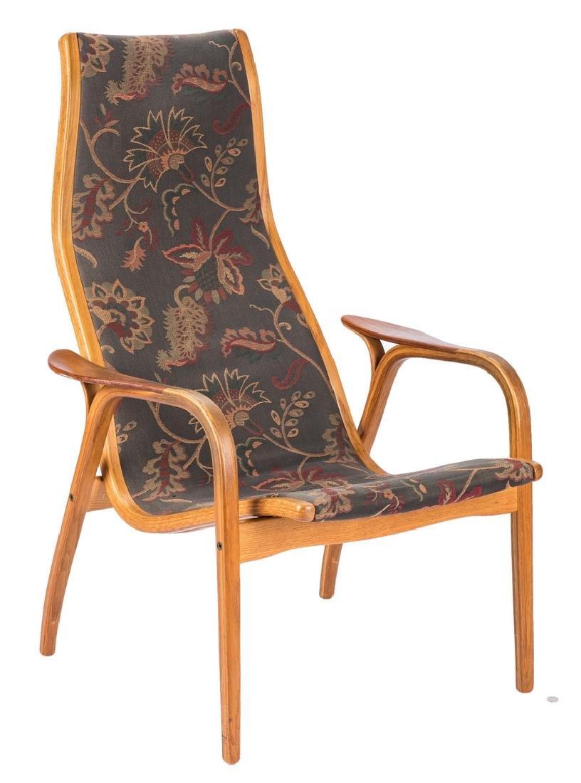 Yngve Ekstrom Lamino Lounge Chair