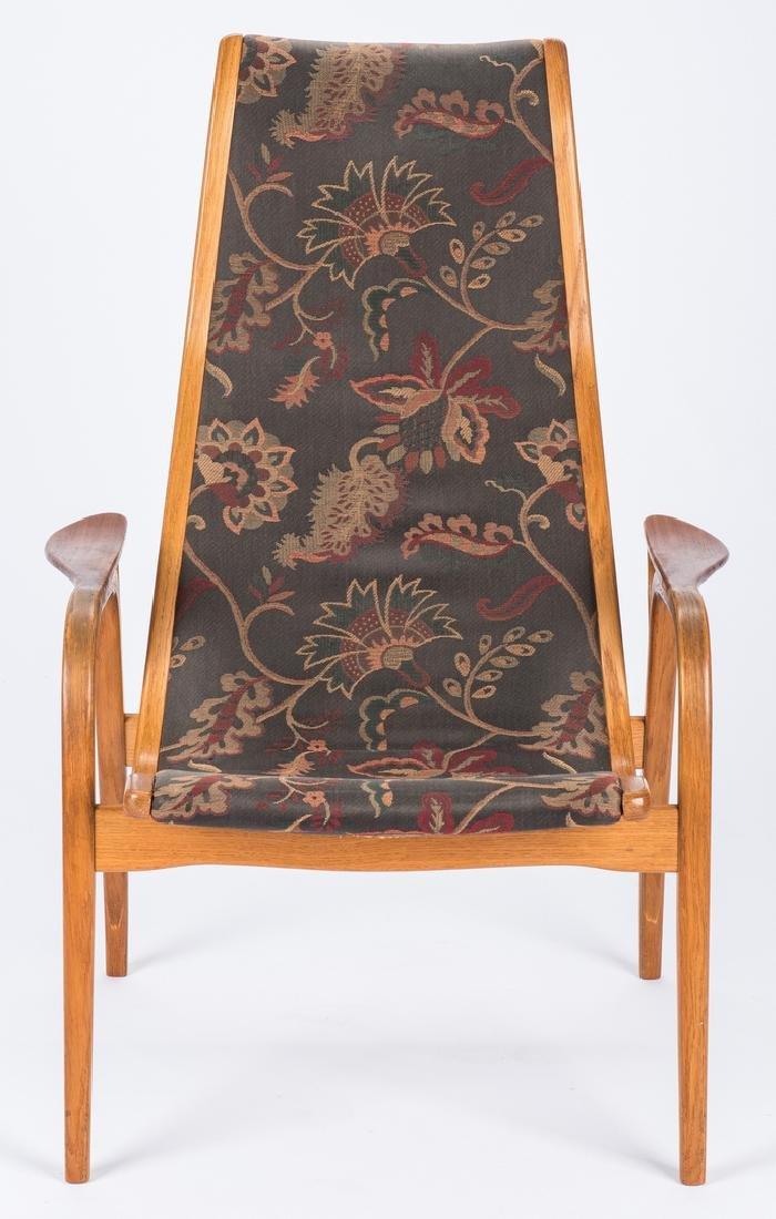 Yngve Ekstrom Lamino Lounge Chair - 2