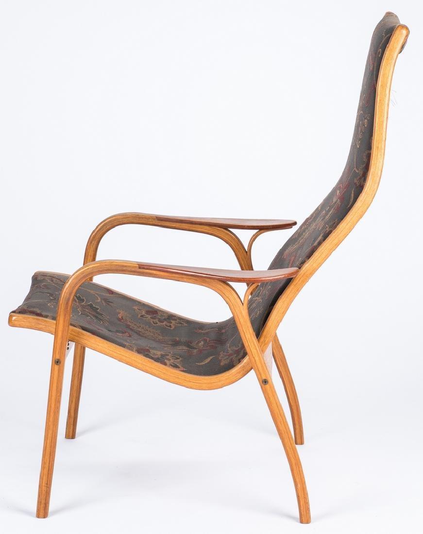 Yngve Ekstrom Lamino Lounge Chair - 4