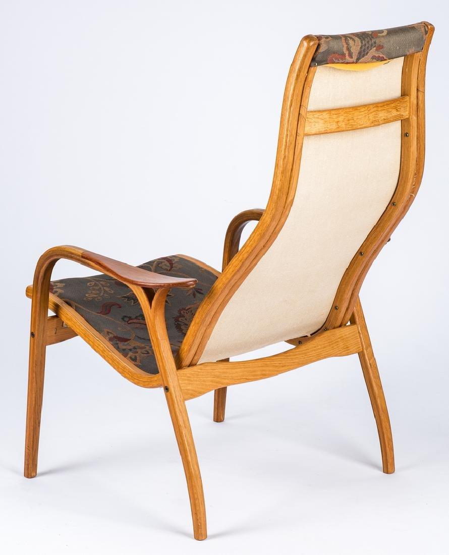 Yngve Ekstrom Lamino Lounge Chair - 5