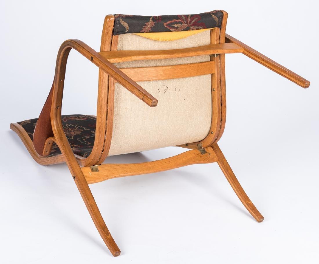 Yngve Ekstrom Lamino Lounge Chair - 6