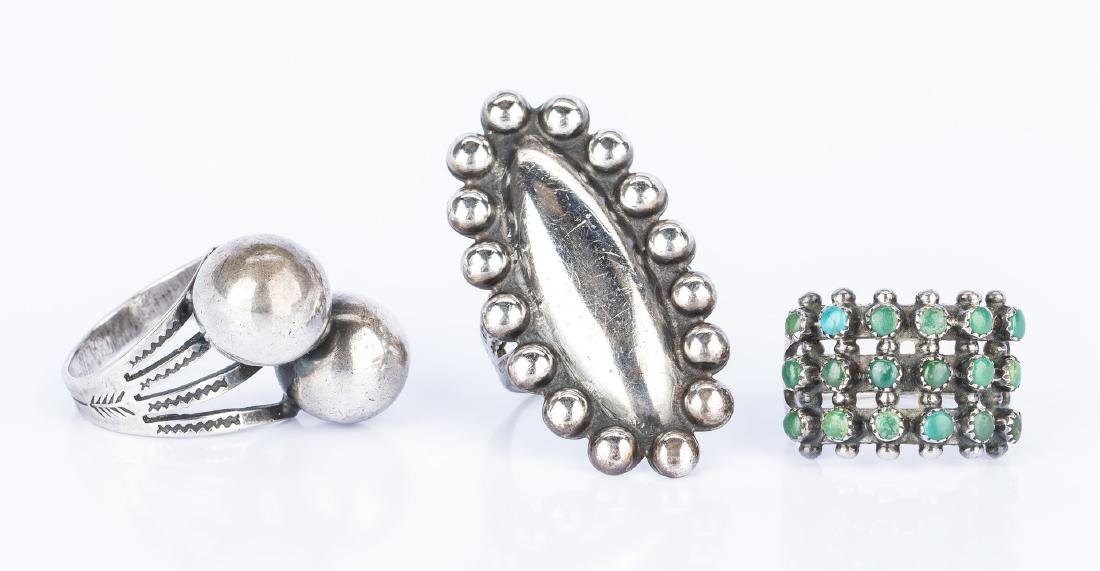 Group of Southwestern & other jewelry - 5