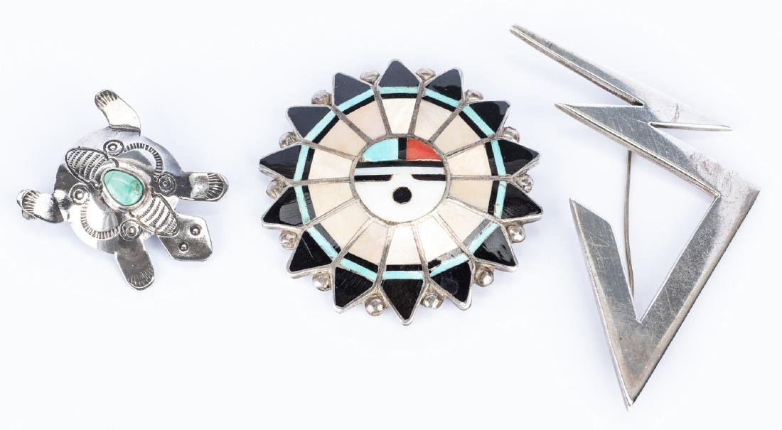 Group of Southwestern & other jewelry - 7