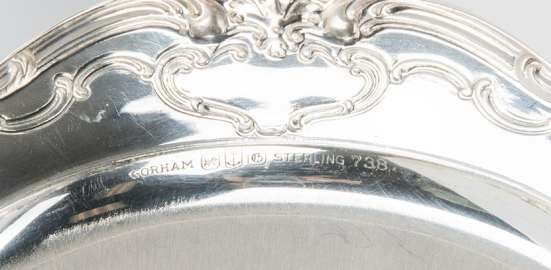 13 Gorham Sterling Chantilly Bread & Butter Plates - 7
