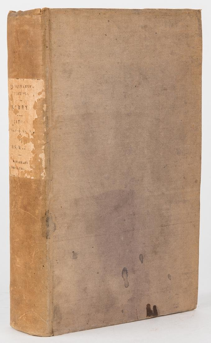 5 Abram Maury Owned Books, incl. Declaration of - 3