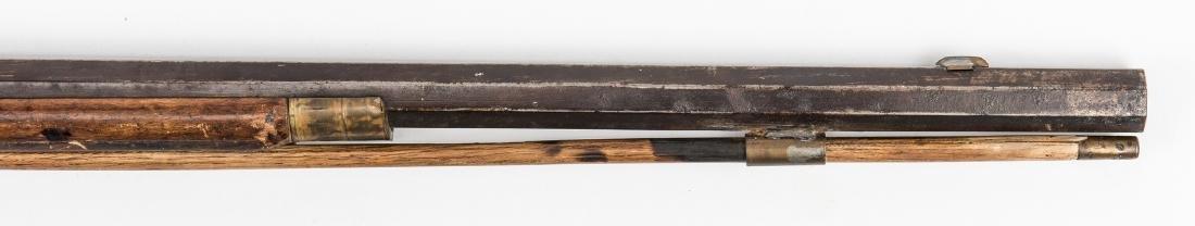 2 Kentucky Percussion Long Rifles - 10