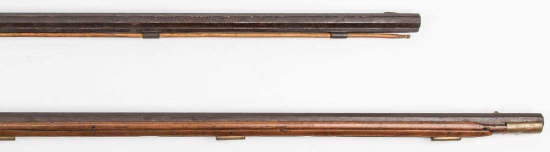 2 KY Percussion Long Rifles, incl. Pruitt Brother - 3