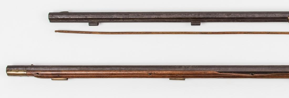 2 KY Percussion Long Rifles, incl. Pruitt Brother - 5