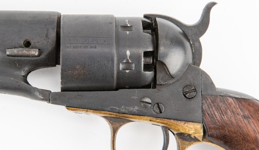 Mismatched Colt Model 1860 Army Revolver, .44 Caliber - 2