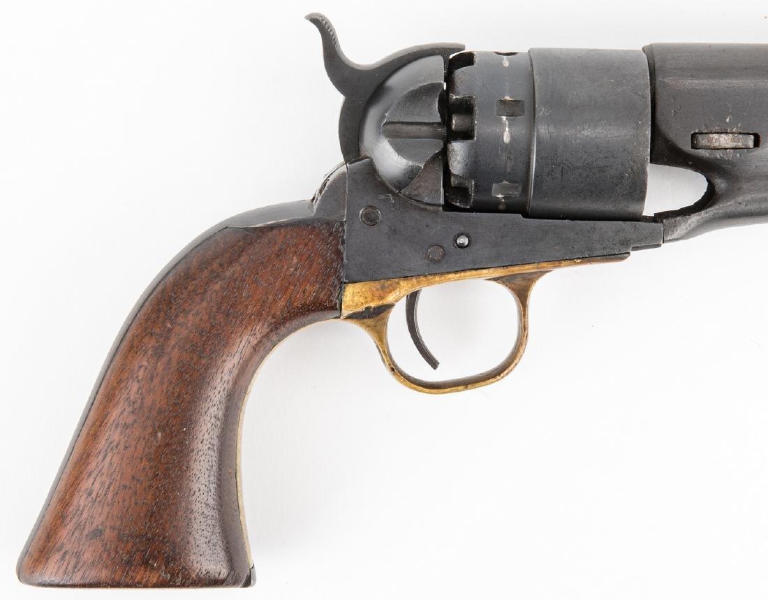 Mismatched Colt Model 1860 Army Revolver, .44 Caliber - 4