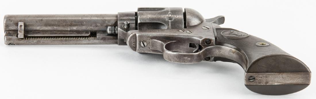 Colt Model P Single Action Army Revolver, .38-.40 - 3