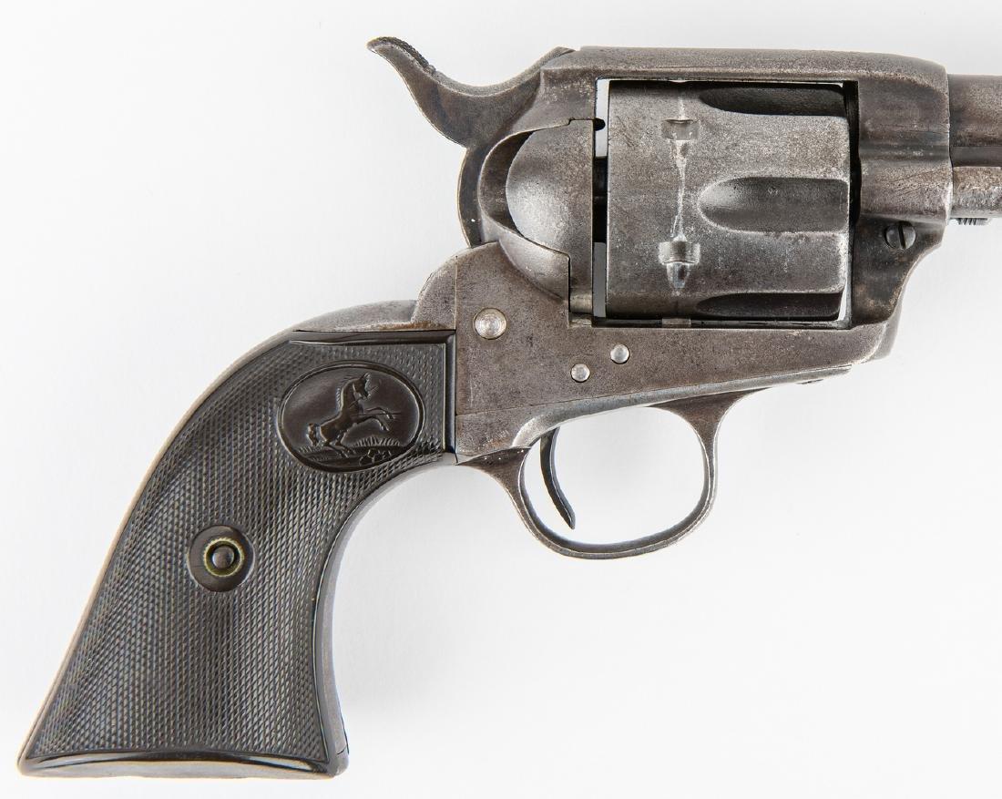 Colt Model P Single Action Army Revolver, .38-.40 - 5