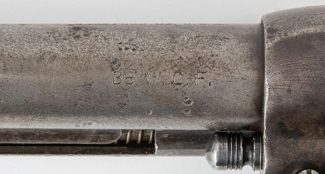 Colt Model P Single Action Army Revolver, .38-.40 - 9