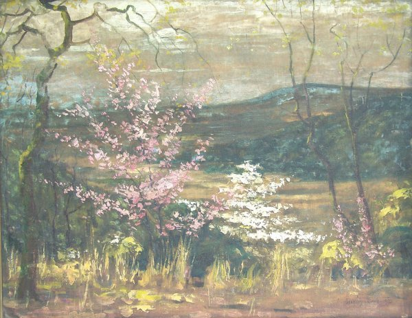 Tennessee Brantley Smith painting