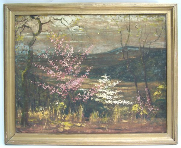 Tennessee Brantley Smith painting - 2