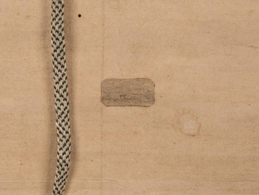 Edo Scroll, Mount Fuji - 10