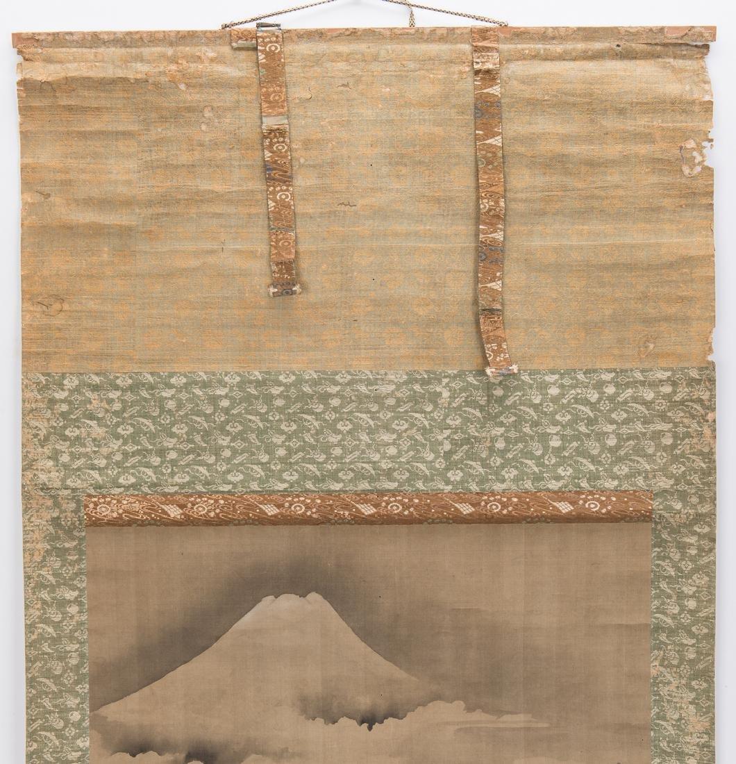 Edo Scroll, Mount Fuji - 3