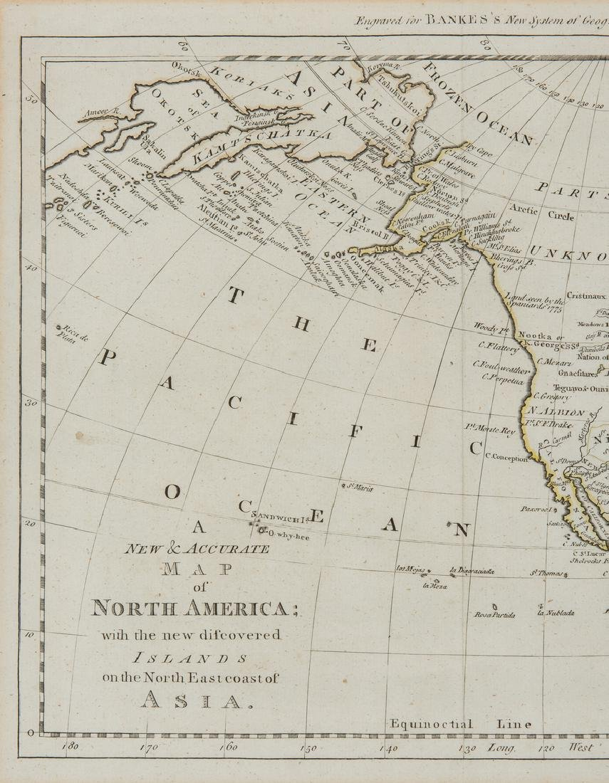 3 Maps of America, incl. Bowen, Marzolla - 6
