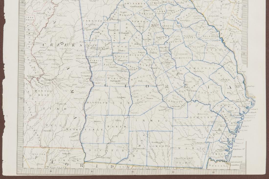 2 North America Maps, incl. Weiland, Walker - 6